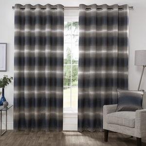 MIDNIGHT NAVY  66X54 Curtain