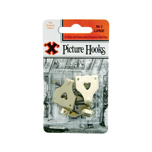 X Picture Hooks Baynet No3