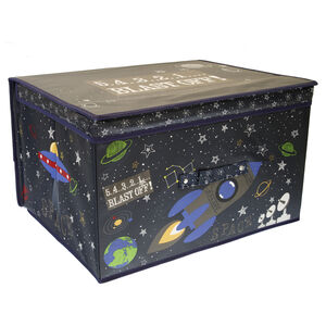 Blast Off Foldable Storage Chest