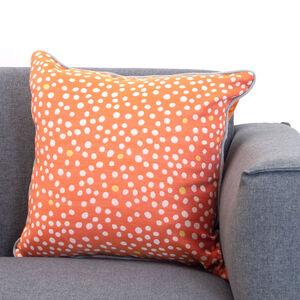 Neon Cushion 45x45cm - Orange