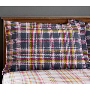 Harper Check Oxford Pillowcase Pair