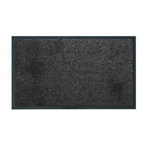 Chestnut Grove Washable Brown Door Mat