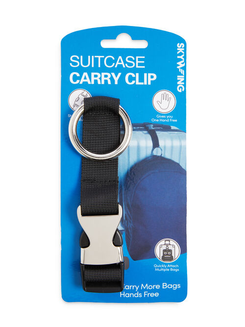 Suitcase Carry Clip