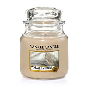 Yankee Candle Warm Cashmere Medium Jar