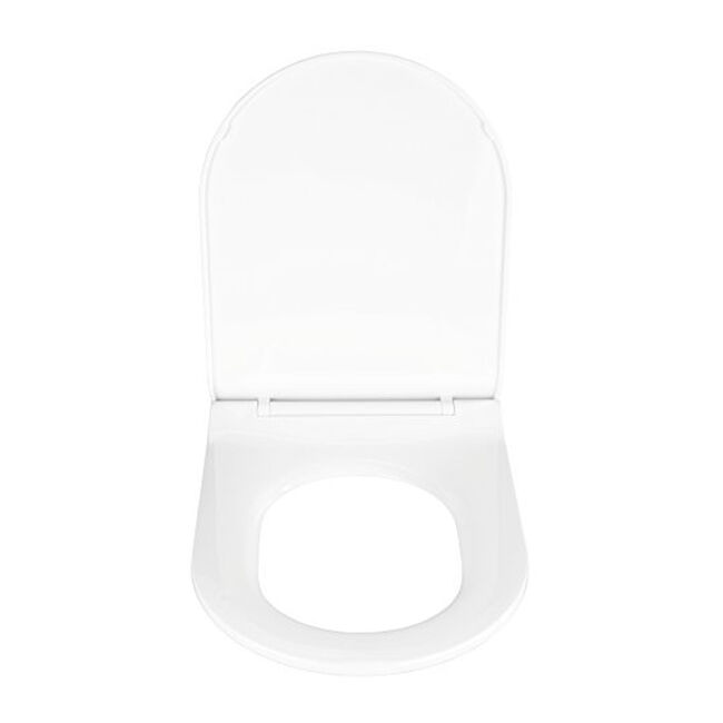 Wenko Slim Soft Close Toilet Seat