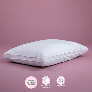 Serene Dreams Cotton Pillow 50cm x 70cm
