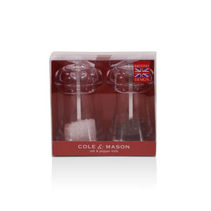 Cole & Mason Salt & Pepper Mill Gift Set