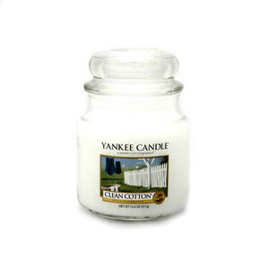 Yankee Candle Clean Cotton Medium Jar