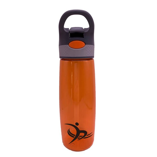 BodyGo Orange Tritan Water Bottle 680ml