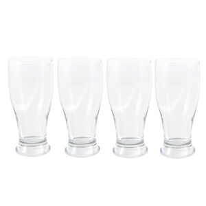 Essential Beer Glasses 530ml 4 Pack