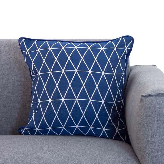 Tribe Tri Cushion 58x58cm