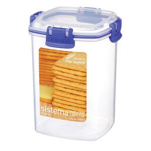Sistema Klip It 900ml Cracker Container