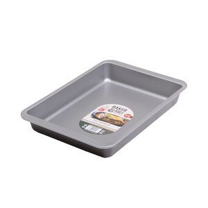 Baker & Salt Silver Multi-Purpose Tin 32cm
