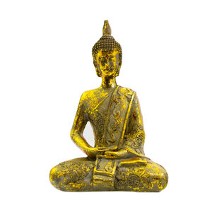 Gold Foil Buddha