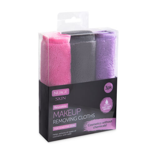 Make Up Remover Cloth 3 PK