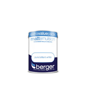Berger Premium Matt White 3L