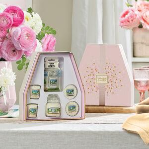 Yankee Spring 2019 Clean Cotton Fragrance Set