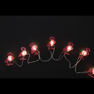20 LED Flamingo String Light
