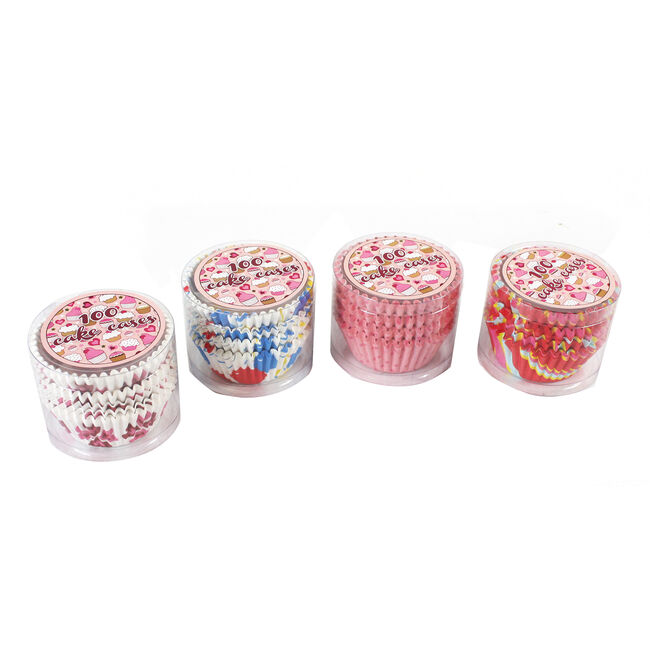 Cupcake Cases 100 Pack