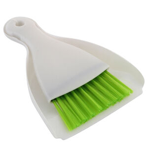 Mini Dust Pan & Broom