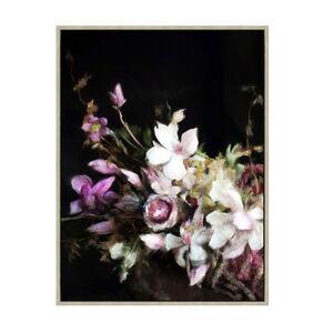Autumn Bouquet 90x90 Framed