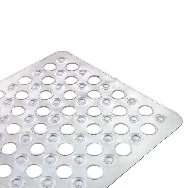 Nicole Day Clear Shower Mat 43cm x 43cm