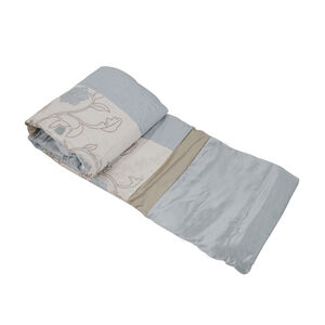 Alicia Duck Egg Bedspread 240cm x 260cm