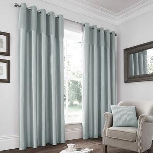 Velvet Pleat Curtains