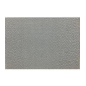 Herringbone Grey Placemat