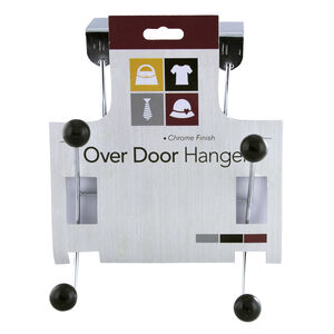 4 Hooks Over Door Hanger