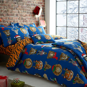 SINGLE DUVET COVER Wild Christmas