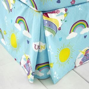 Unicorn Magic Valance Sheet