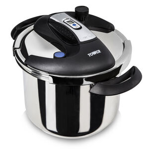 Tower One Touch Pressure Cooker 6L