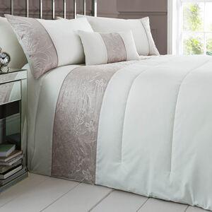 Olivia Marie Bedspread Mink