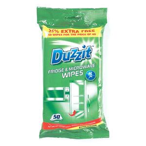 Duzzit Fridge & Microwave 50 Wipes