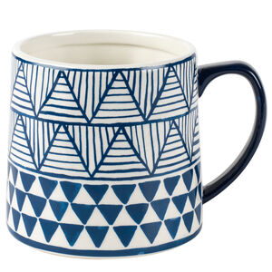 Patterned Congo Tank Mug