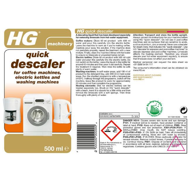 HG Algae and Mould Remover 1L