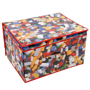 Lego Foldable Storage Chest
