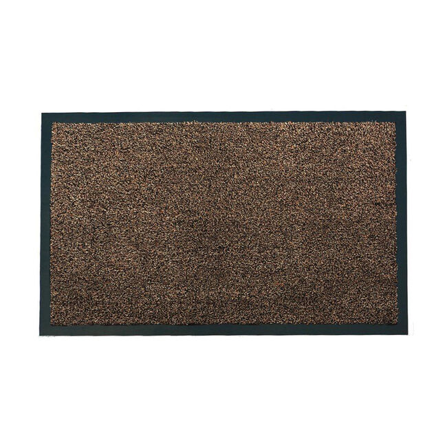 Chestnut Grove Washable Brown Door Mat 50x80cm