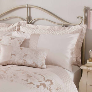 Classical Floral Cream Pillowshams 50x75cm