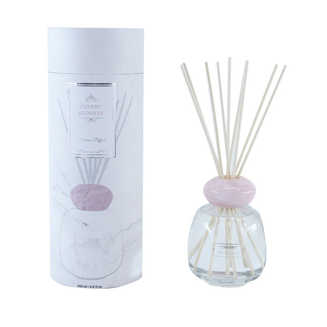 Cherry Blossom 200ml Reed Diffuser