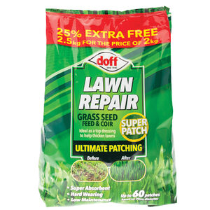 Doff Lawn Repair Grass 2.5KG