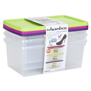 Whambox 3 Container Set 9L
