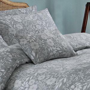 Flower Romance Grey Cushion 30cm x 50cm