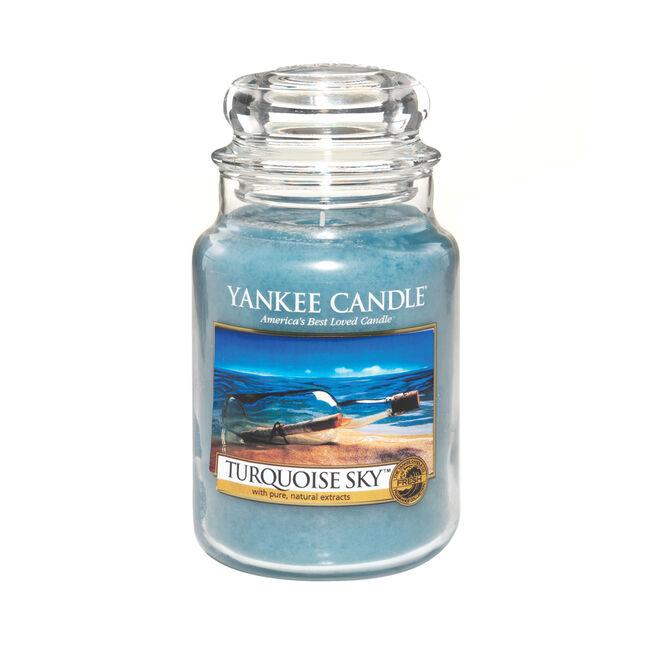 Yankee Candle Turquoise Sky Large Jar