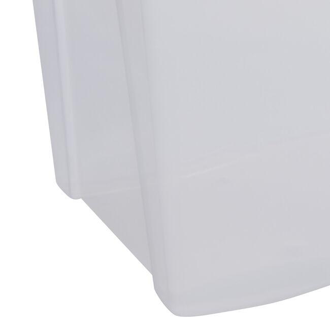 Crystal Box & Lid 110L - Clear