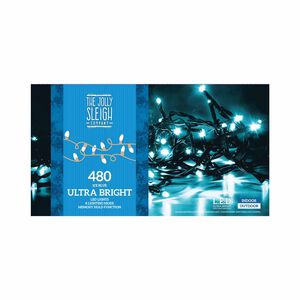 480 Ice Blue Ultrabright LED Lights