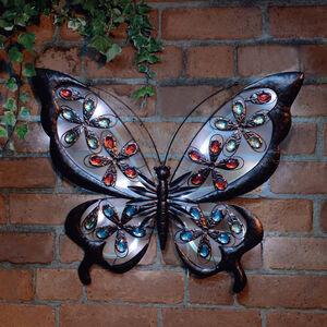 Solar Butterfly Hanging Wall Art