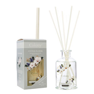 Colony Cotton Flower Reed Diffuser 200ml
