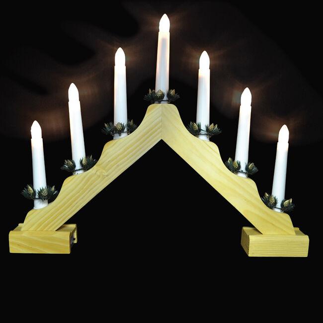 Christmas Pine Candlebridge Lights